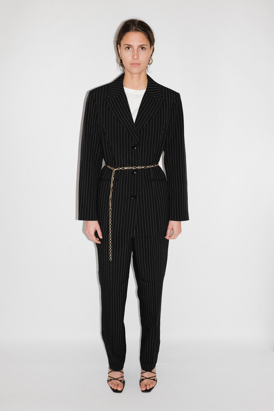0009_PINSTRIPE BLACK SUIT