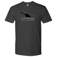 "Load image into Gallery viewer, Riddle of the Ruby Ring ""Courage"" T-shirt"