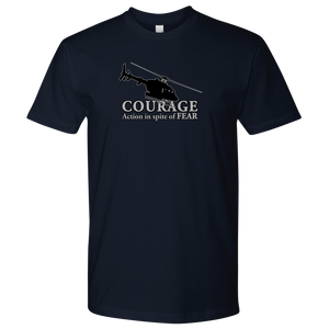 "Riddle of the Ruby Ring ""Courage"" T-shirt"