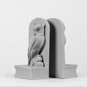 Bookends Owl