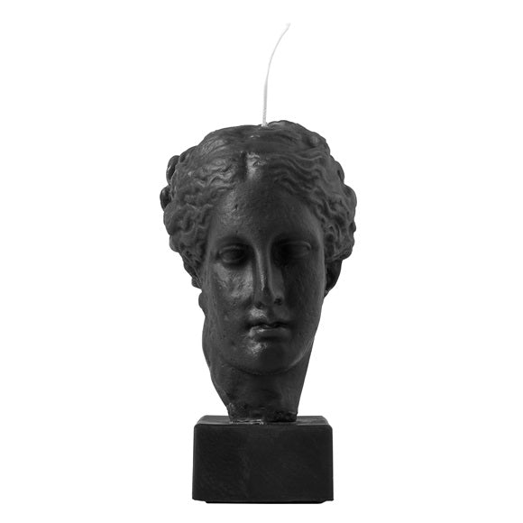 Hygeia Head Candle