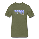 Frozen Rope Tee - heather military green