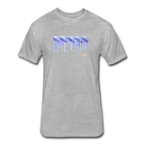 Frozen Rope Tee - heather gray