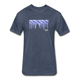 Frozen Rope Tee - heather navy