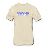 Frozen Rope Tee - heather cream