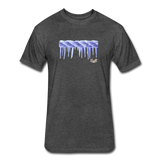Frozen Rope Tee - heather black