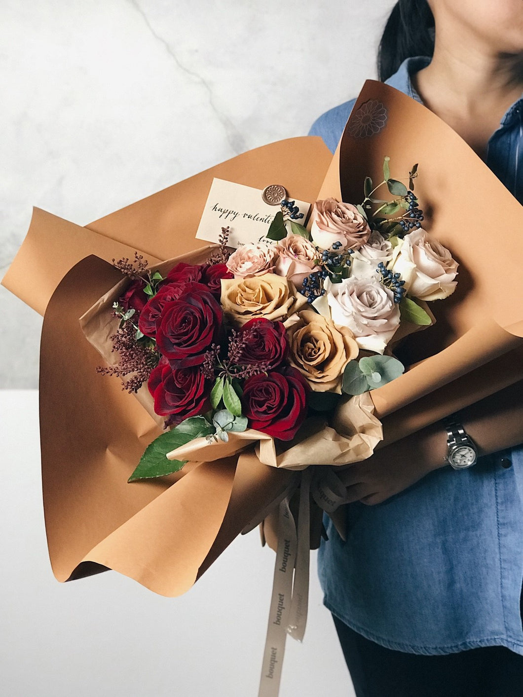 bouquet of 20 Special Roses