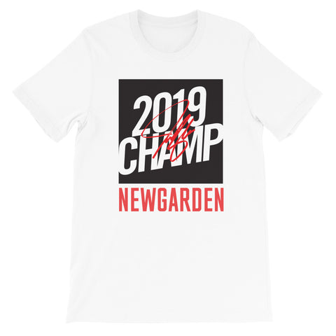 2019 Champion Short-Sleeve Unisex T-Shirt