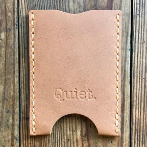 Leather Card Sleeve Pattern