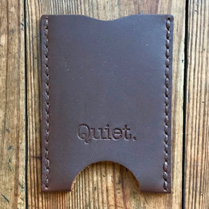 Card Sleeve BROWN