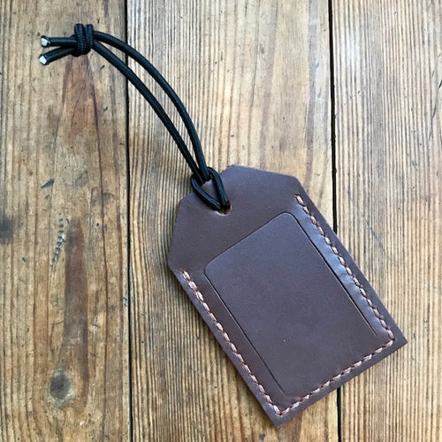 Luggage Tag BROWN