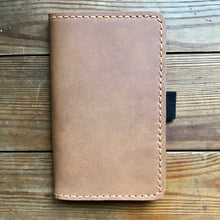 Load image into Gallery viewer, Leather Passport Cover Pattern (Field Notes Journal)