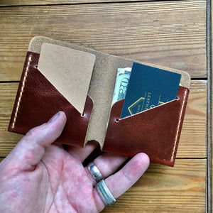 The Staple bifold wallet