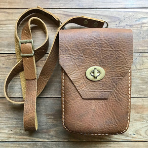 Side Satchel WALNUT