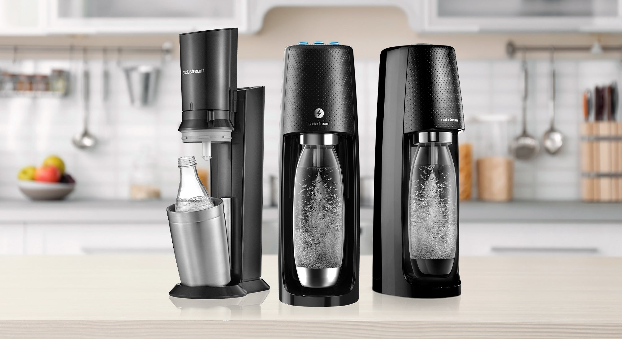 Compare Sparkling Water Maker