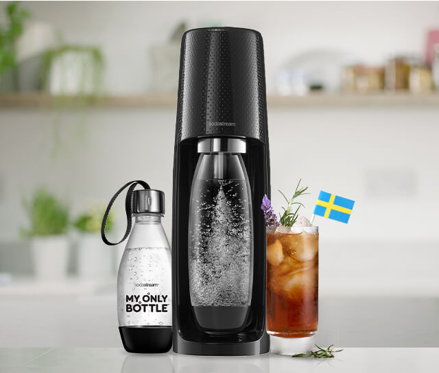 Soda stream spring flowers - 10% off sitewide!