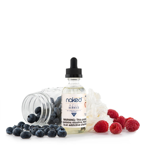 Naked 100 Azul Berries e-Juice 60ml