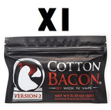 Cotton Bacon Version 2 By WICK N VAPE Authenticate