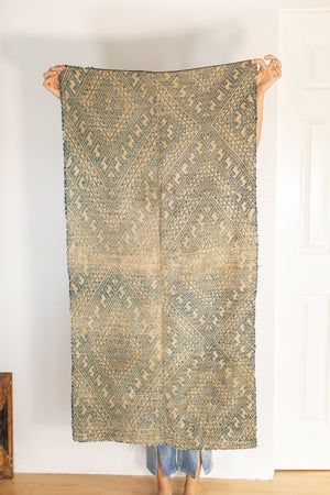 Antique Laotian Tapestry