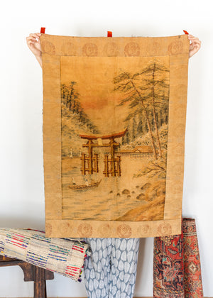 Load image into Gallery viewer, Asian Tapestry