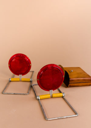 Vintage Roadside Reflector Kit