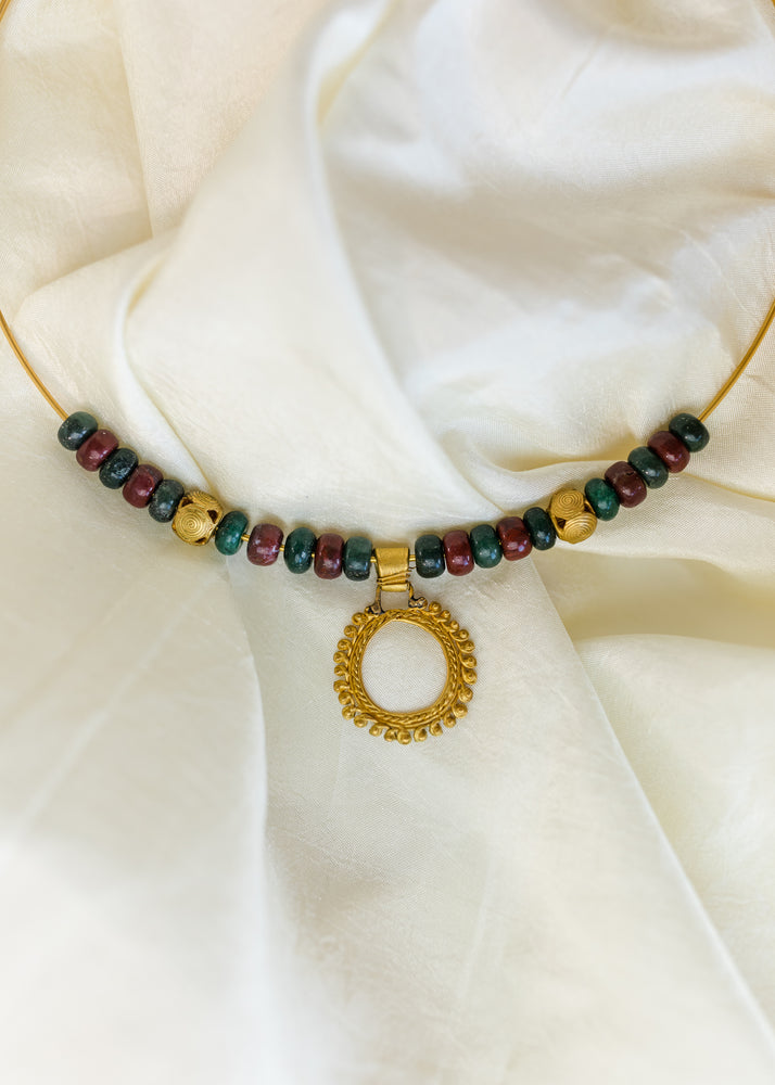 Load image into Gallery viewer, Greek Necklace