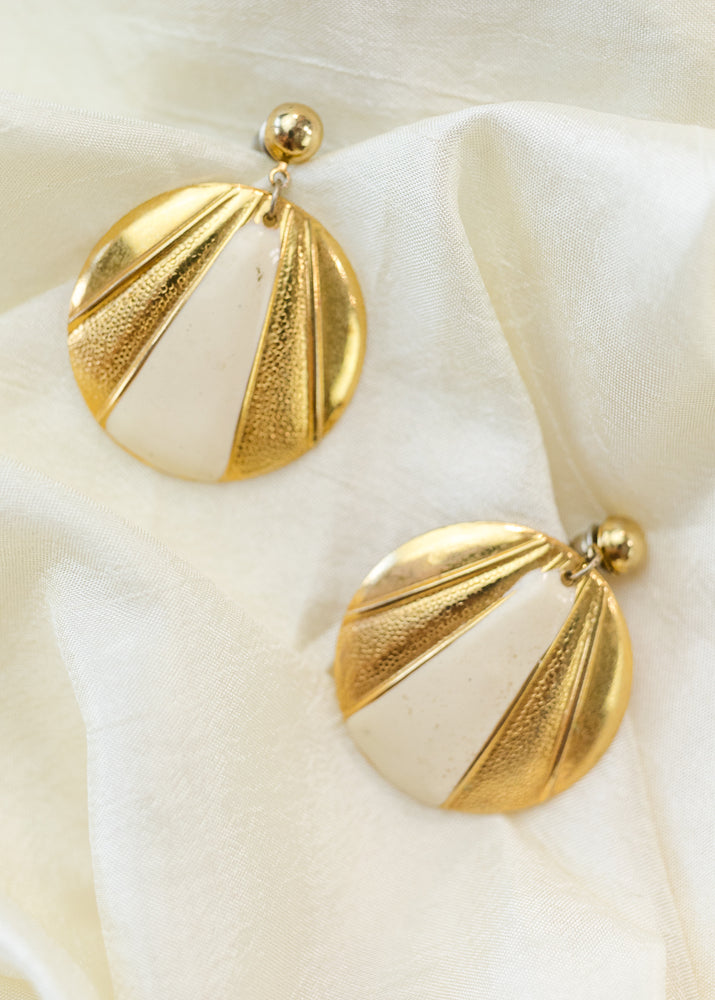 Deco to the Max Earrings