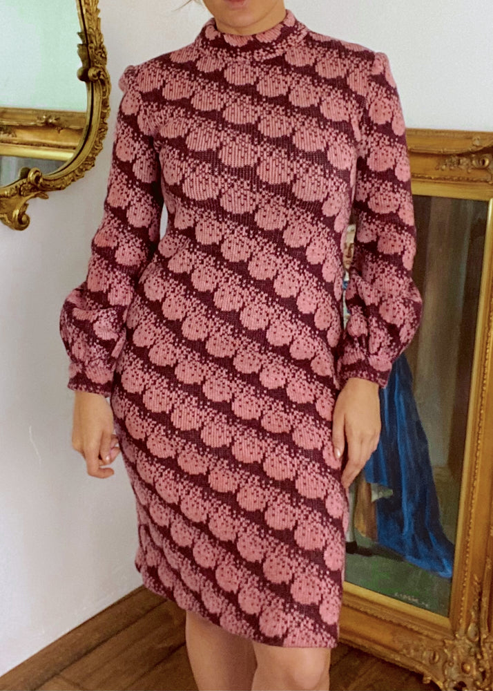 Boutique Donald Brooks Couture Knit Dress
