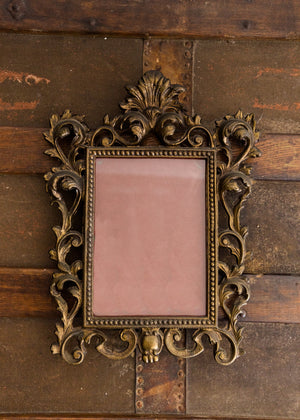 Load image into Gallery viewer, Baroque Metal Frame