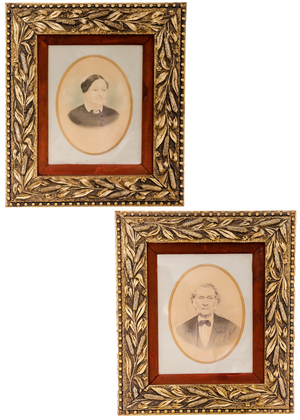 Victorian Drawn Portraits