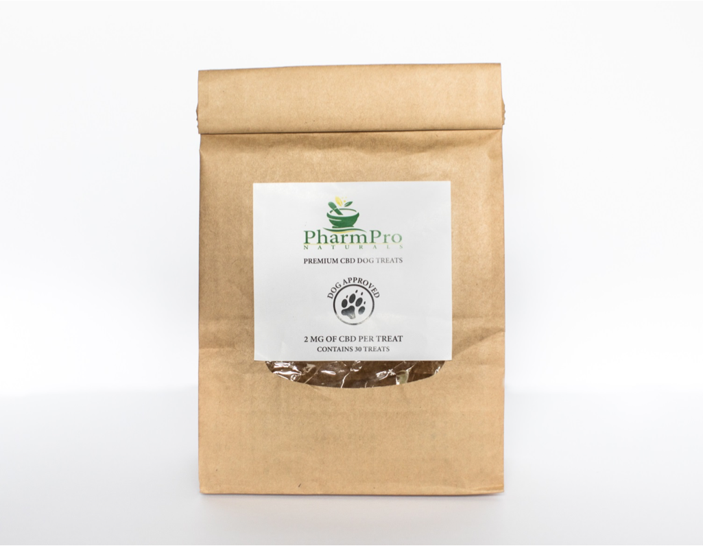 Premium CBD Dog Treats 2MG