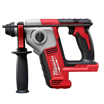 "Milwaukee M18™ Cordless 5/8"" SDS Plus Rotary Hammer Bare Tool 2612-80"