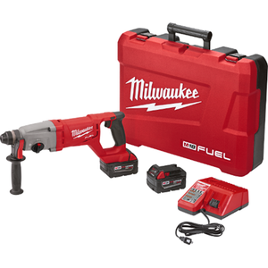 "MILWAUKEE M18 FUEL™ 1"" SDS Plus D-Handle Rotary Hammer Kit 2713-82"