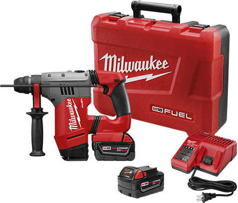 Milwaukee M18 Fuel 1-1/8 SDS plus Rotary 2715-82