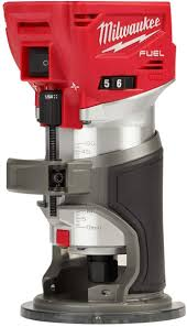 Milwaukee M18 FUEL™ Compact Router 2723-80