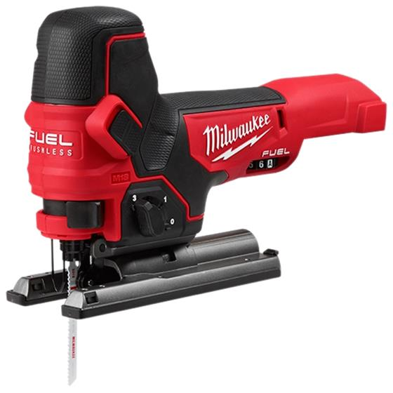 Milwaukee M18 FUEL™ Barrel Grip Jig Saw (Tool Only) 2737B-80