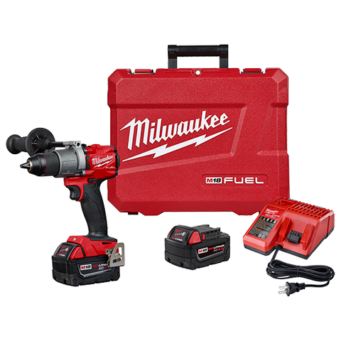 "Milwaukee M18 FUEL™ 1/2"" Drill Driver Kit 2803-82"