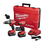 Milwaukee M18 FUEL WL HDD OIL-PL COMBO Kit 2899-82