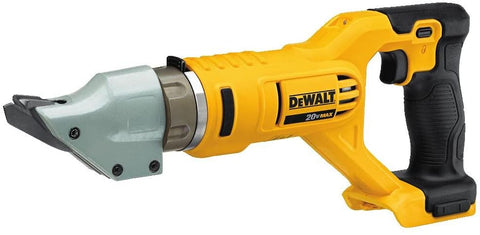 Dewalt 20V MAX* 14ga Swivel Head Double Cut Shears - DCS494