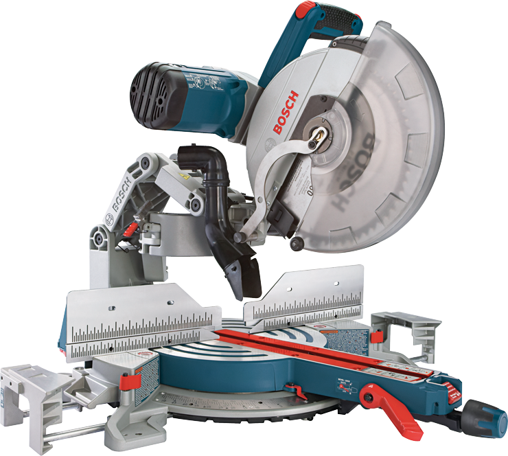 BOSCH MITRE SAW GCM12SD