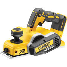 Dewalt 20V MAX* Lithium Ion Brushless Planer DCP580