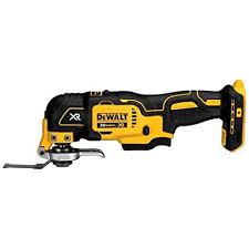 DEWALT 20V MAX* XR® Cordless Oscillating Multi-Tool (Tool Only) DCS356B