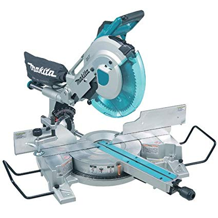 "MAKITA 12"" Dual Sliding Compound Mitre Saw LS1216L"