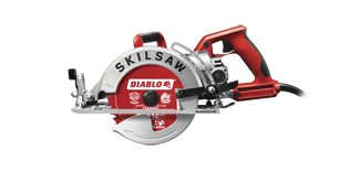 Skilsaw 7-1/4 In. Lightweight Magnesium Worm Drive Saw-SPT77WML-22