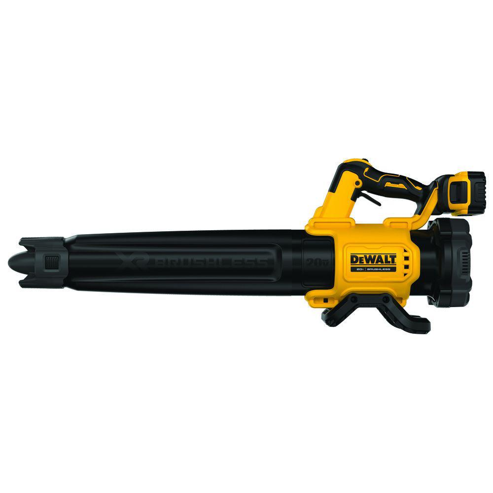 20V MAX* XR® BRUSHLESS HANDHELD BLOWER DCBL722P1