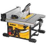 8-1/4 in. Compact Jobsite Table Saw DWE7485