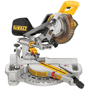 "DEWALT 20V MAX* 7 1/4"" Sliding Miter Saw (w/Battery & Charger) DCS361M1"