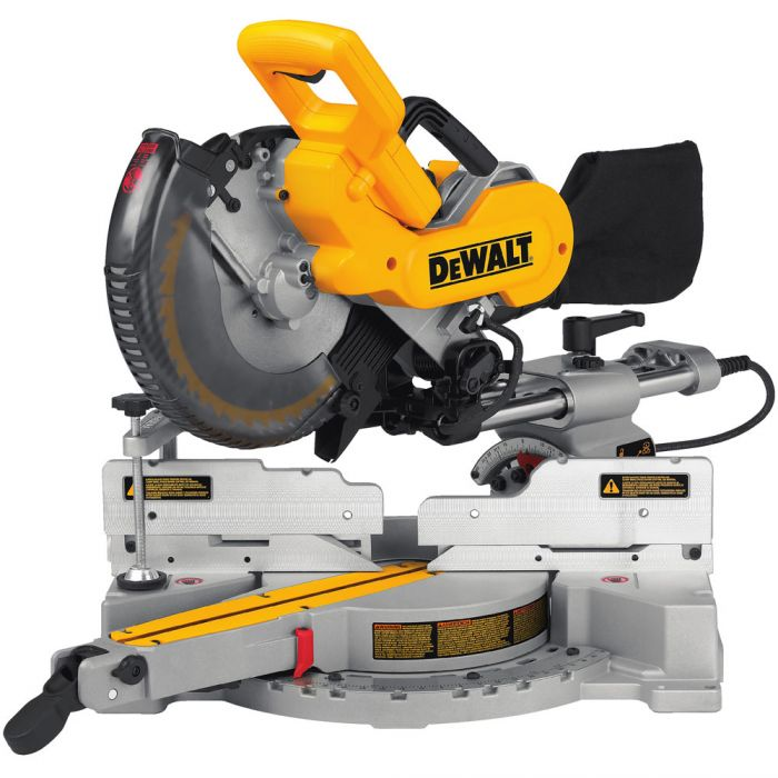 DeWalt 10 in. Double-Bevel Sliding Compound Miter Saw DW717