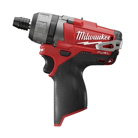 "Milwaukee M12 FUEL™ 1/4"" Hex 2-Speed Screwdriver (Tool Only) - 2402-80"