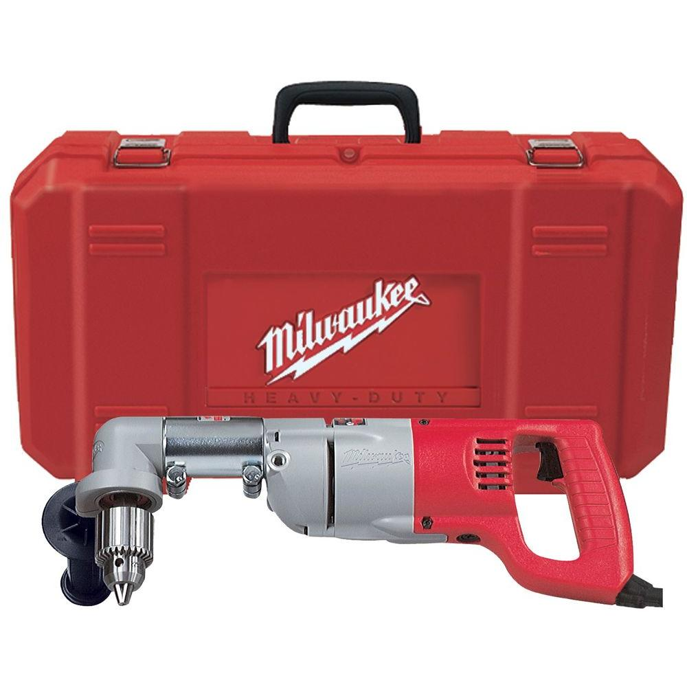 MILWUAKEE 1/2 D-Handle Drill 0-500 RPM 1107-8